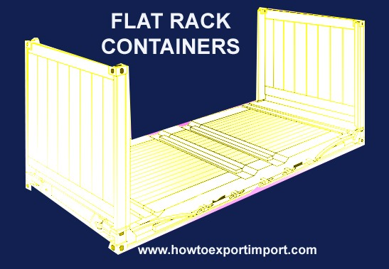 40 flat rack container dimension specification. Black Bedroom Furniture Sets. Home Design Ideas