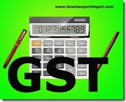 GST scheduled rate on ceramic mosaic cubes, Ceramic hearth or wall tiles