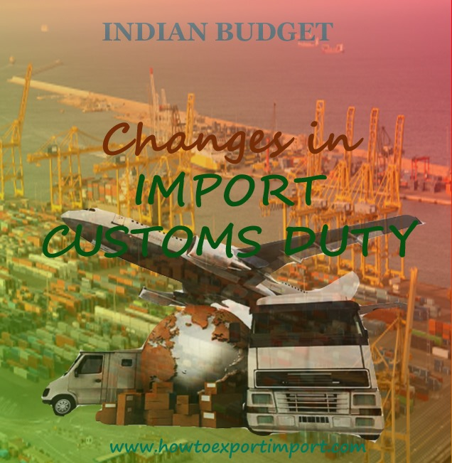 introduction to indian customs duty Customs duty presented by umair khan imported goods in india attract basic customs duty all imports are sought to be subject to a duty with a view to affording protection to indigenous industries as well as to keep the imports to the minimum in the interests of securing the exchange rate of indian currency introduction • the customs act was.