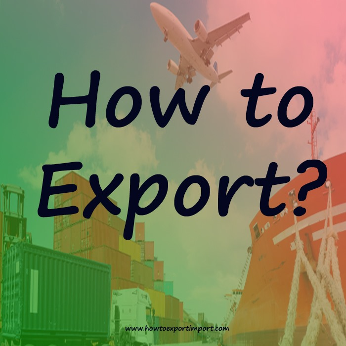 procedure for import and export Includes import documentation and other requirements for both the us exporter and foreign importer.