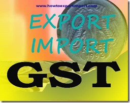 Is supply of goods to SEZ imposed GST