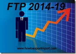 Foreign Trade Policy FTP 2014-19