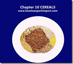 Chapter 10 CEREALS