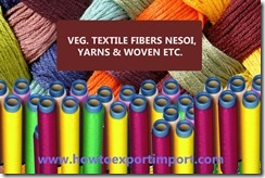 54 MAN-MADE FILAMENTS, INC. YARNS & WOVEN ETC