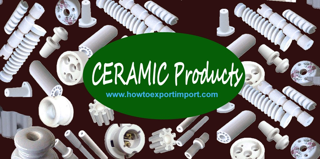 HS code Ceramic Products