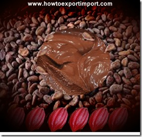 How to import cocoa preparations