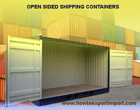 Benefits Of Using Open Side Container