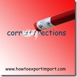 how to ammend no of packages for igm copy