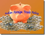 Indian foreign trade policy 2015-20