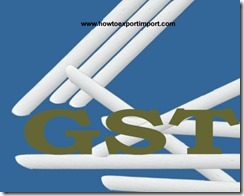 As per GST Law, there is no GST payable on Agricultural implements manually operated