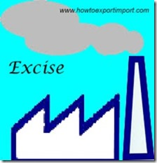 CENTRAL EXCISE CLEARANCE PROCEDURES for Export in India Part 1 copy