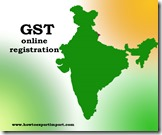 Can I retrieve uncompleted data from GST online registration for enrolment in India