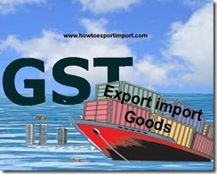 Can a GST taxable person dispatch goods to his job workers without paying GST