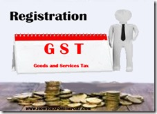 Centralized GST registration of services permitted in India