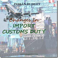 Changes on AEC for manufacture of RPS inverters,Indian Budget 2015-16