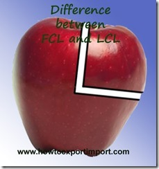 Difference between FCL and LCL