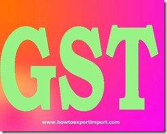 Difference between GSTR 4 and GSTR 11