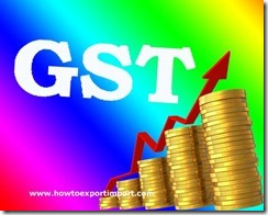 Difference between GSTR 5 and GSTR 10