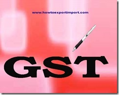 Difference between GSTR1 and GSTR 11
