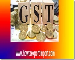 Difference between GSTR1 and GSTR 6A
