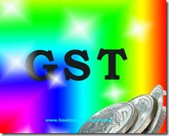 Difference between GSTR1A and GSTR 6A