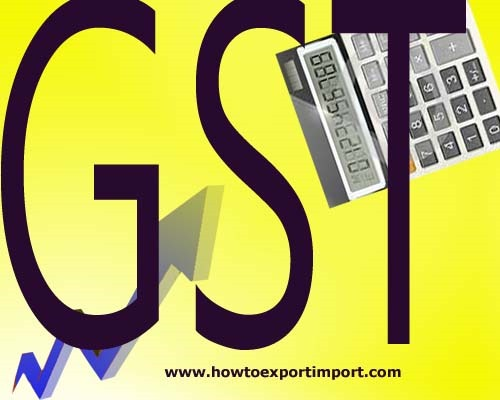 find gst number india