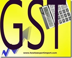 Difference between HSN number and SAC number under GST in India