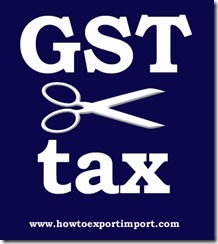 Difference between Principal Place of Business and Additional Place of Business under GST tax system in India