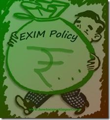 1EXIM policy 2015-20