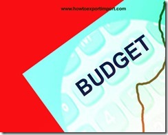 Excise rate changes for cosmetics, oils and resinous, perfumery under Budget