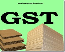 Exempted GST on purchase of Maps