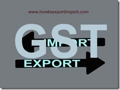 Factory stuffing procedures after GST implementation
