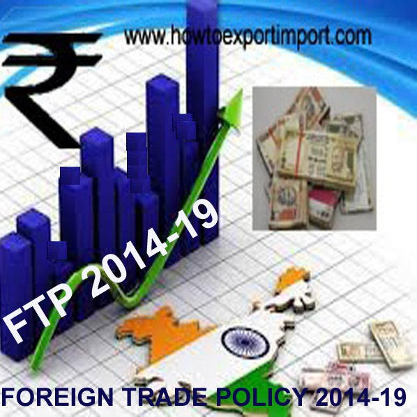 India New Foreign Trade Policy 2015 - 202