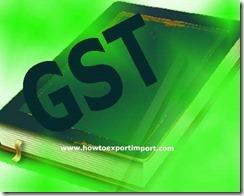 GST Invoice in India
