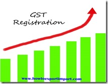 GST Registration for Job workers in India