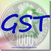 GST imposed rate on purchase or sale of Cinematographic cameras and projectors