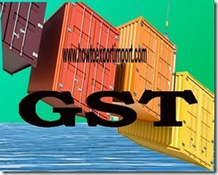 GST amount of rate on Natural rubber