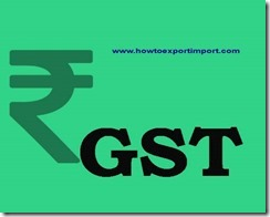GST amount of rate on ceramic constructional goods