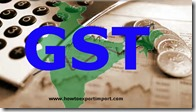 GST imposed rate on business vegetable fibre panels, vegetable fibre boards, blocks