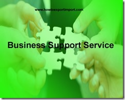 GST for Business support services in India