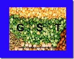 GST for oil seeds and medicinal plants in India