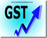 GST taxable rate on purchase or sale of Bells, gongs, Flexible tubing of base metal