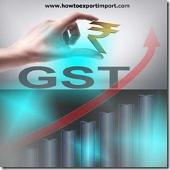 GST imposed rate on Renting of motor cab