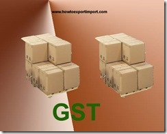 GST imposed rate on purchase or sale of Namkeens, bhujia, mixture, and chabena