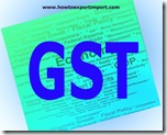 GST slab rate on sale or purchase of Aluminium tubes and Aluminium pipes