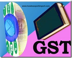 GST levied rate on sale or purchase of Soups and broths