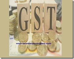 GST on Knitting machines business