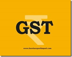 GST on Self-propelled bulldozers