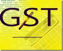 GST slab rate on Glycerol, crude, glycerol waters and glycerol lyes business