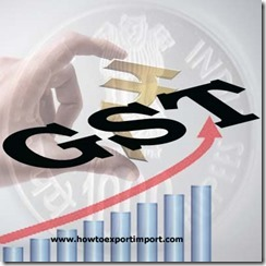 GST on sale or purchase of Services provided by foreman of chit fund